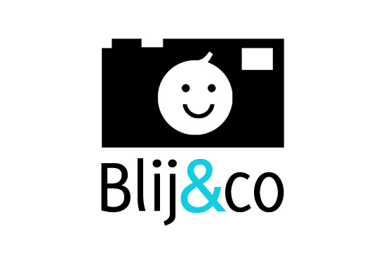 Logo design Blij en Co.