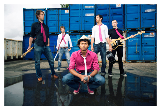 Fotoshoot SOG Band 2012