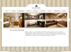 Website Van De Voort Interiors